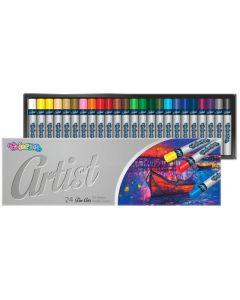 Artist маслени пастели 24 цвята
