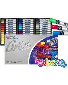 Artist маслени пастели 36 цвята