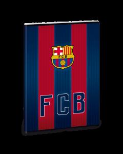 FCBarcelona тетрадка А4