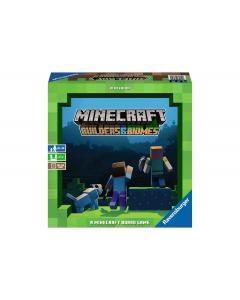 Настолна игра Minecraft - Ravensburger