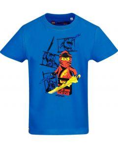 Тениска LEGO Ninjago Kai Blue