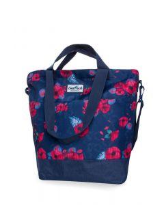 Чанта за рамо COOLPACK - SOHO - RED POPPY