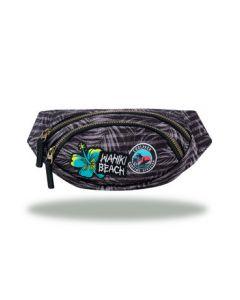 Чанта за кръста ALBANY Badges G`Grey