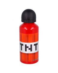 Алуминиева бутилка Minecraft TNT 400 ml
