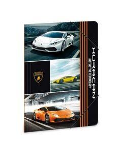 Lamborghini папка с ластик