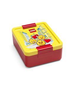 LEGO Iconic кутия за храна - червена