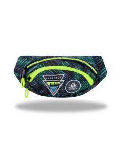 Чанта за кръста  ALBANY Badges B'GREEN