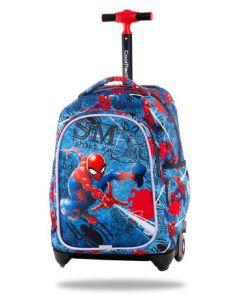 Раница на колела Jack Spiderman Denim