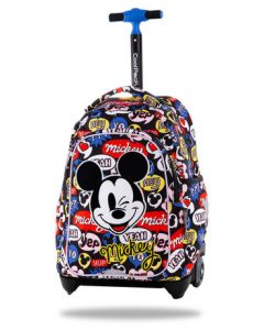 Раница на колела Jack Mickey Mouse