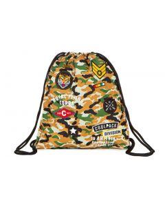 Sprint спортна торба Camo Desert Badges