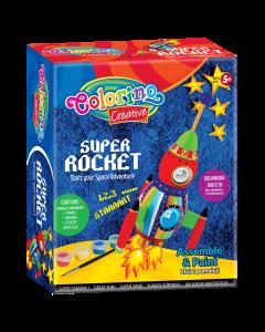 Направи си сам Супер Ракета Colorino