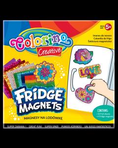 Направи си сам Магнити за хладилник Colorino