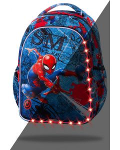 Раница Joy S Spiderman Denim LED