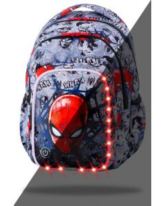 Раница Spark L Spiderman Black LED