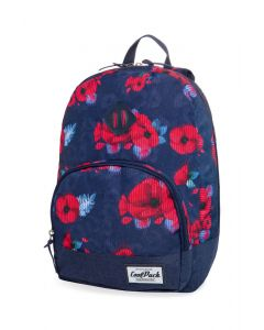 Раница COOLPACK - CLASSIC - RED POPPY