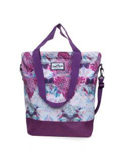 Чанта за рамо COOLPACK - SOHO - DREAM CLOUDS