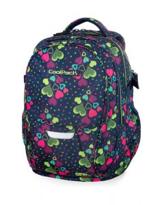 Раница COOLPACK - FACTOR - LIME HEARTS