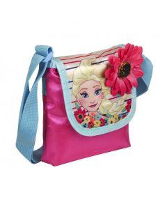 Малка чанта за през рамо с капак Frozen