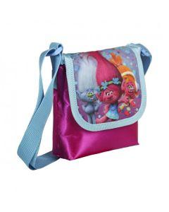 Малка чанта за през рамо с капак Trolls