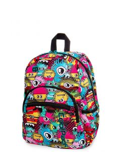 Раница детска COOLPACK - MINI - WIGGLY EYES PINK
