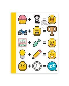 LEGO Iconic тетрадка - бележник