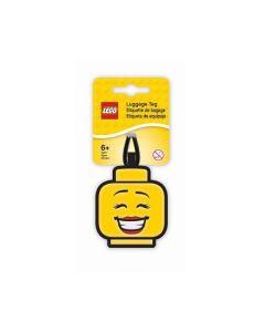 LEGO етикет (бадж) за багаж момиче