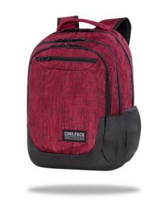 Раница COOLPACK - SOUL - SNOW RED