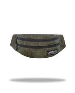 Чанта за кръста COOLPACK - MADISON - SNOW OLIVE GREEN