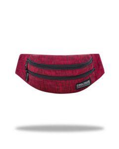 Чанта за кръста COOLPACK - MADISON - SNOW RED