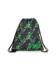 Спортна торба COOLPACK - SOLO - ELECTRIC GREEN