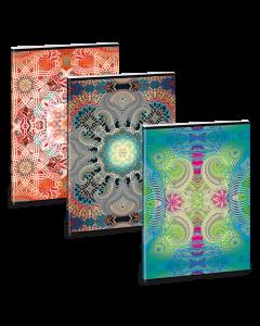Ученическа тетрадка A4, 40 листа ARS UNA Mandala mix - Различни видове