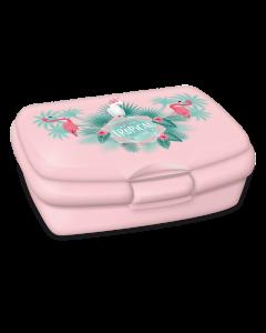 Pink Flamingo кутия за храна