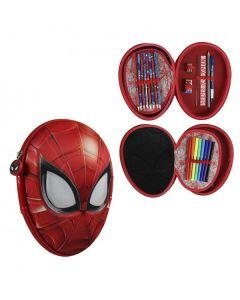 Ученически несесер с пособия 3D Spiderman