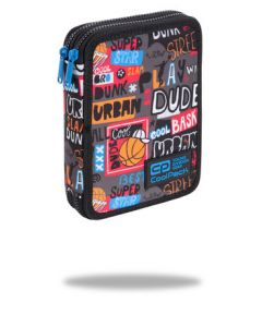 Несесер пълен COOLPACK - JUMPER XL - BASKETBALL