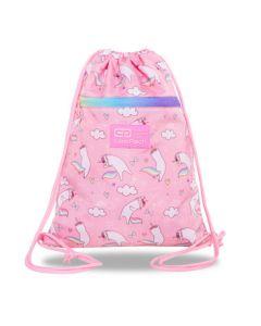 Спортна торба COOLPACK - VERT - Pink Dream