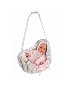 Кукла Llorens Baby Con Portabebe 36 см