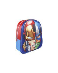 Малка раница 3D, Avengers