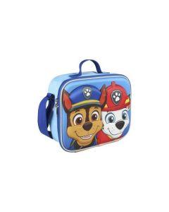 Термо чанта 3D Paw Patrol, Синя