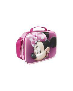 Термо чанта 3D Minnie, Розова
