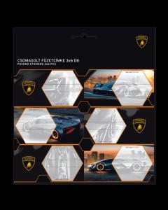 Lamborghini ученически етикети