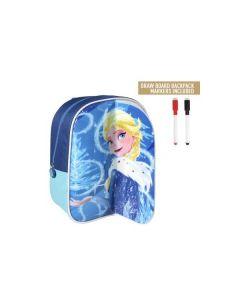 Малка раница с 2 маркера за оцветяване, Frozen