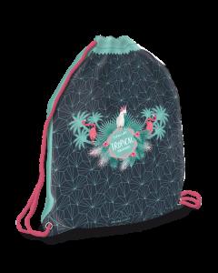Pink Flamingo спортна торба