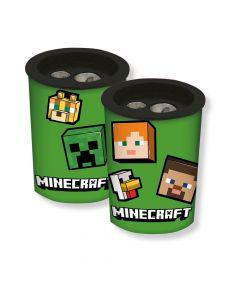 Острилка Minecraft за 2 размера моливи 2021