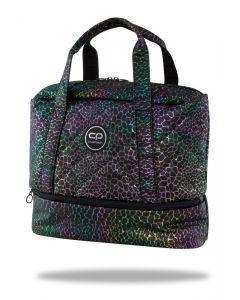 Чанта за рамо Luna Leather Glam