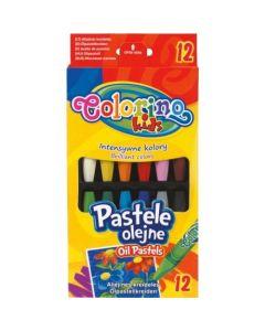 Colorino Kids маслени пастели 12 цвята