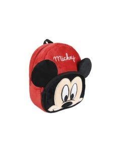 Малка плюшена раница 3D, Mickey Mouse