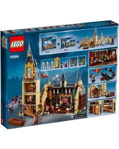 LEGO® Harry Potter™ 75954 - Голямата зала на Хогуортс