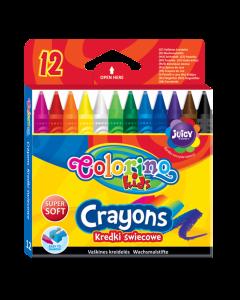 Colorino Kids пастели 12 цвята