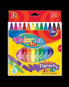 Colorino Kids Jumbo флумастри 12 цвята