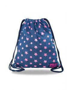 Спортна торба COOLPACK - SOLO L - PINK STARS